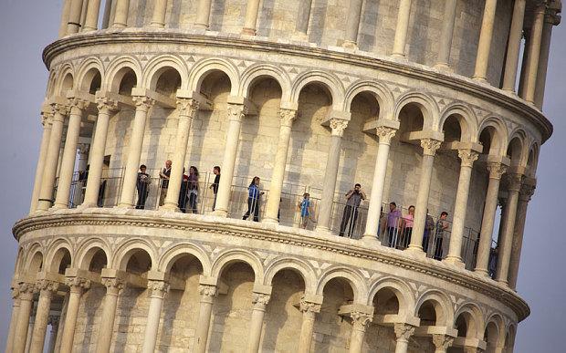 Leaning tower of pisa no 1 destinations - Lego architecture tour de pise ...